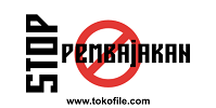 Stop Pembajakan