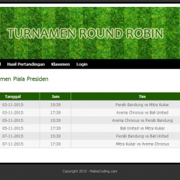 turnamen 1