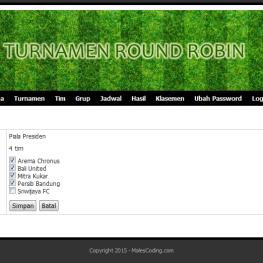 turnamen 4
