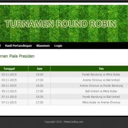 aplikasi round robin 1