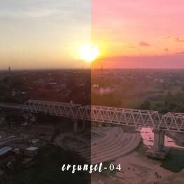 fotografisunsetpreset lightroomevan visualrainbow sunset preset 4