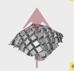grasshopper rhinoceros script parametric model architecture origami