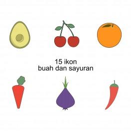 ikon buah