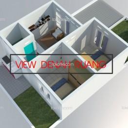 desain rumah type 30