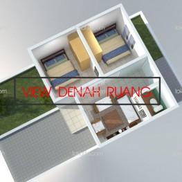 desain rumah type 30 1