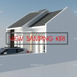 desain rumah type 30 4