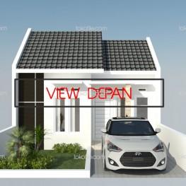 desain rumah type 30 5