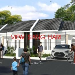 desain rumah type 30 7