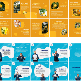 template powerpoint 8